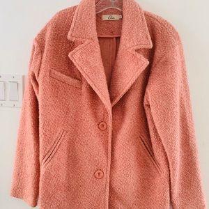 Elodie Vintage Style Coat Jacket M